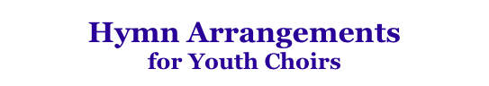 Hymn Arrangements